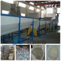Buy cheap Waste Pet Bottle Crushing Washing And Drying Recycling Machine Line from wholesalers