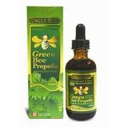 China Uncle Bill Green Bee Propolis Liquid Extract, 60 ml, Bill Natural Sources on sale