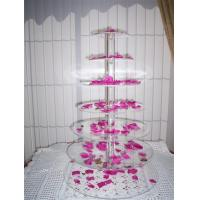 acrylic cake stand Large Cake Stand With Cheap Price For Wedding