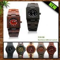 Buy cheap Jusney Material Not Specified, Wood + PC mens wrist watches from wholesalers