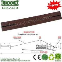 Wholesale LEECA Garden stone edging decorative curb from china suppliers