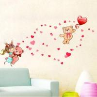 Buy cheap TC-W1-24 PVC Wall Decal from wholesalers