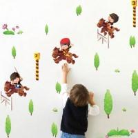 Buy cheap TC-W1-25 PVC Wall Decal from wholesalers