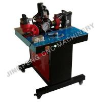 China JPMX-301 Economical Busbar Punching Bending Cutting Machine on sale