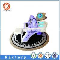 Wholesale luxury coin operated kids piano keyboard game machine from china suppliers