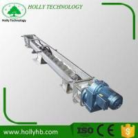 Wholesale China Good Price Shaftless Screw Auger Conveyor from china suppliers