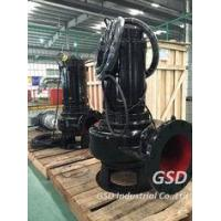 Buy cheap Commercial Rigid Sewage Pump Single Stage With Teco Motor High Performance from wholesalers