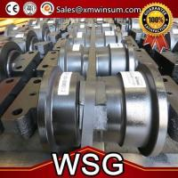 Wholesale OEM Quality Hitachi Excavator Track Roller | WSG Machinery from china suppliers