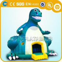 inflatable dinosaur bounce houses,Giant inflatable dinosaur bouncy castles,Jumping castles