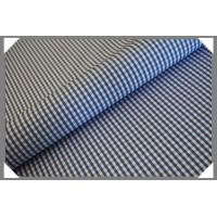 Buy cheap Gingham Shirting Fabric - Lt. Blue from wholesalers
