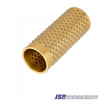 Buy cheap Brass Cage Ball Retainer Bush supplier for Mold Post from wholesalers