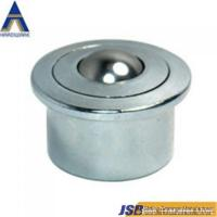 Buy cheap SP-30 ball transfer unit,250kg load capacity ,30mm machined tooling ball unit from wholesalers