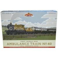 Ambulance Train No.40 Collectable Train Pack