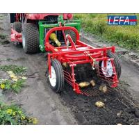 Wholesale Small Tractor Mounted Mini 1 Row Sweet Potato Digger from china suppliers