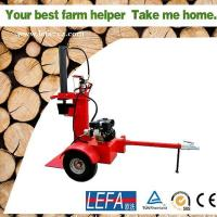 Buy cheap 10-18 Ton Slitting Machine Gasoline Equipments Wood Log Splitter from wholesalers