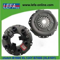 Buy cheap Japanese Tractor Parts YM F14 YM1401 Clutch Disc for Sale from wholesalers