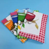 China Cotton Disposable Flour Sack Kitchen Dish Towels on sale