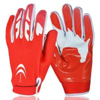 Wholesale Wide Receiver Gloves Football Receiving Gloves Design Your Own Football Gloves RG01 from china suppliers