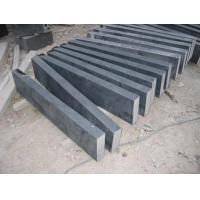 China Blue Stone Limestone Kerbstone Curbstone For Pathway Driving Road on sale