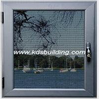 Wholesale new aluminum windows with security fiberglass from china suppliers