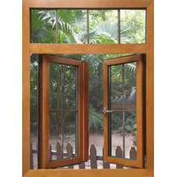 Wholesale energy saving casement aluminum windows prices from china suppliers