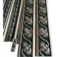 Wholesale wall decoration Chair Rail Molding Design from china suppliers