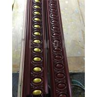 Wholesale Big size European style Polyurethane Carved Crown Molding for church decoration from china suppliers