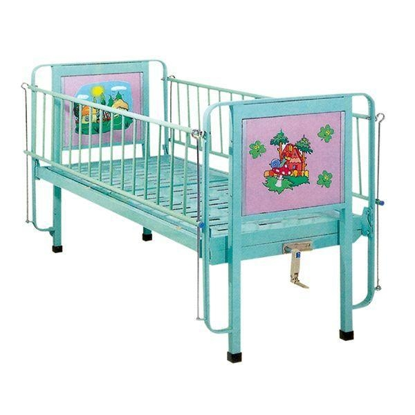 Sdl a0305 children metal bed 49102445 for Childrens iron beds
