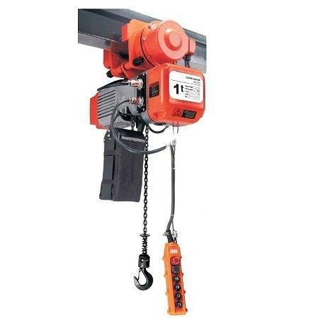 Electric Chain Hoist With Trolley Ehbt Type Of Item 49079864