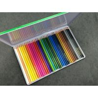 China hot selling 36pcs triangular shape with high quality lead color pencil on sale
