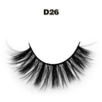 Wholesale Different Type Of Eyelash Extensions Silk Lash D26 from china suppliers