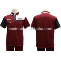 Promotional polo popular promotional polo for Cheap branded polo shirts