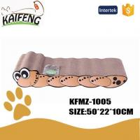 Buy cheap KFMZ-1005 Customized Cat Climbing Toy Scratching Post Cardboard Scratcher from wholesalers
