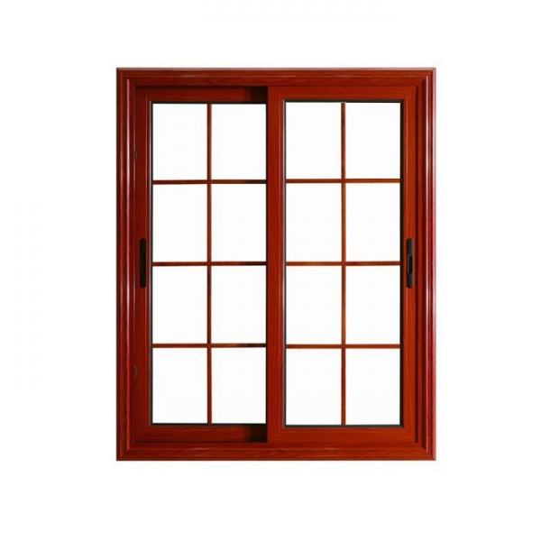 Window Wood Color Aluminium Window Grill Design Windows Of