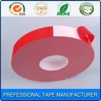 Buy cheap Double Sided VHB Acrylic Foam Tape For Vehicles And Trailer from wholesalers