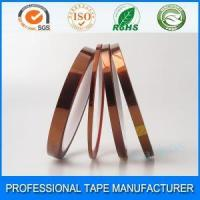 Quality Heat Resistant PI Tape For Lithium Battery Or PCB for sale