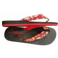 Buy cheap factory Supply comfortable beach ladies flip flop slippers from wholesalers