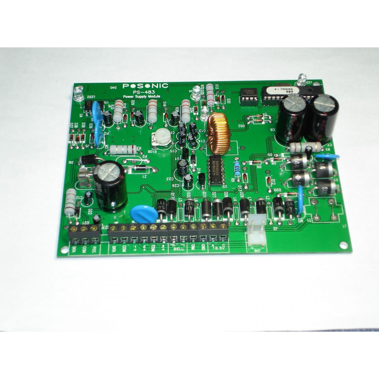 Buy cheap 9000 Series Alarm Panels PS-483 Remote Power Supply and Bus Extension Module from wholesalers