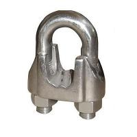 Wholesale Wire Rope Clip US Type Casted Malleable Clip from china suppliers