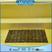 Wholesale Bath Mat Wholesale Non Slip Bamboo Shower Water resistance Floor Mat from china suppliers