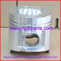 Wholesale Komatsu engine repair parts 4D95 engine piston with pin and clips 6202-32-2110 from china suppliers