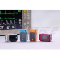 China Patient Monitor Accessories Smart Finger Spo2 Pulse Oximeter For Adult Pediatric on sale