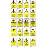 Wholesale Warning Safety Signs from china suppliers