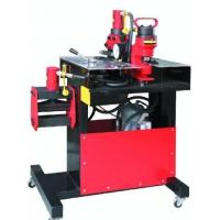 China DHY-200 Hydraulic busbar punching bending cutting machine on sale