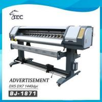 Buy cheap 1.8m dx7 large format inkjet printer from wholesalers