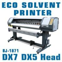 Buy cheap 1.8m dx7 tarpaulin printer from wholesalers