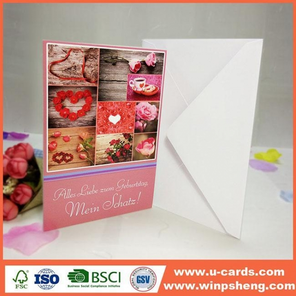 Handmade Thank You Greeting Card Designs 47763971