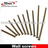 Wholesale wall screw from china suppliers
