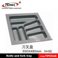 Buy cheap knife kitchen plastic and fork tray from wholesalers