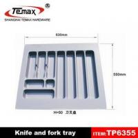 Buy cheap plastic kitchen knife and fork tray from wholesalers